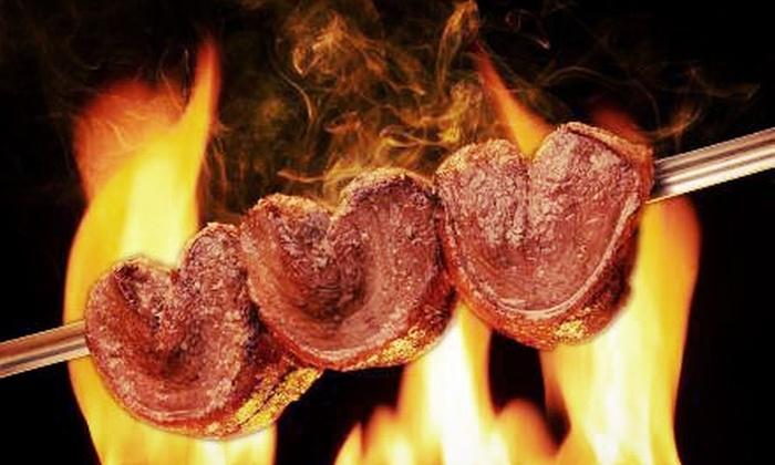 Rodizio Grill - Allentown: Full Rodizio Dinner with Brazilian Limeade for Two or Four atRodizio Grill(40% Off)