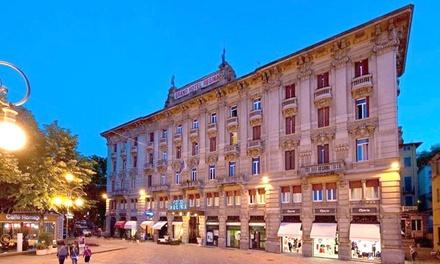 Salsomaggiore Terme 4*L: Notti in mezza pensione e area relax Grand Hotel Regina