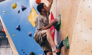 Rock Climbing Gym at Birmingham Boulders or First Avenue Rocks (Up to 54% Off)