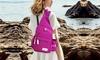 iMounTEK Nylon Chest Sling Backpack