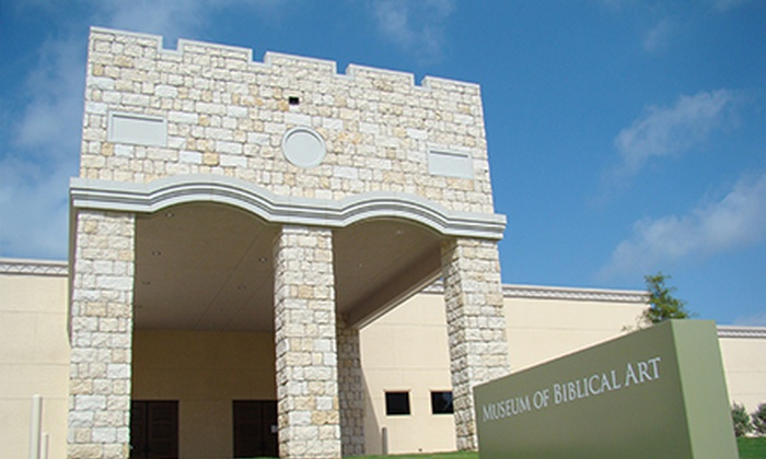 Museum of Biblical Art - Lane Park: Museum of Biblical Art Visit for Two, Four, or Six (Up to Half Off)