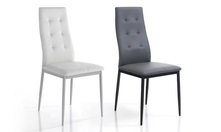 Set 4 sedie Nina