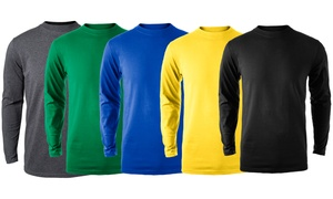 Zorrel Men's Long Sleeve Active Tees (2-Pack)
