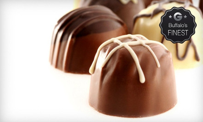 Fowler's Chocolates - Multiple Locations: $5 for $10 Worth of Fine Chocolates at Fowler's Chocolates