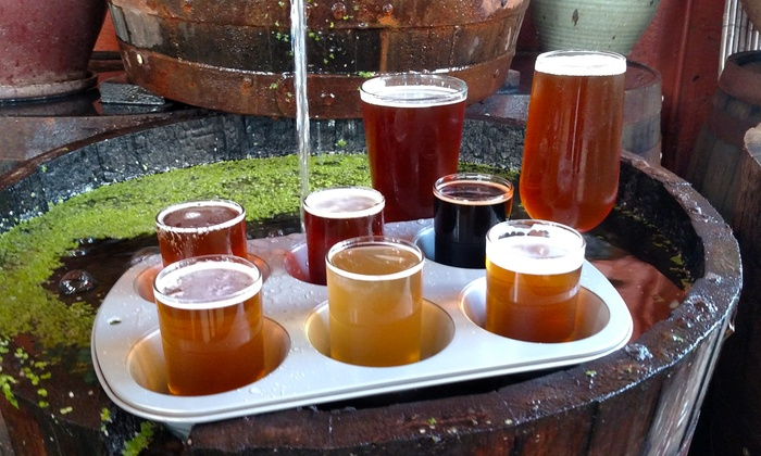 Valley Center Brewery - Valley Center: Craft Beer Package at Valley Center Brewery (Up to 61% Off). Two Packages Available.