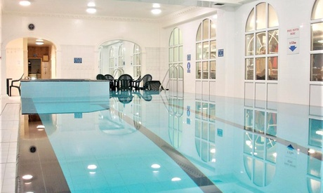 Manchester: 1 Night for Two with Breakfast, Leisure Access and Option for Dinner at theBritannia Sachas Hotel from Britannia Sachas Hotel