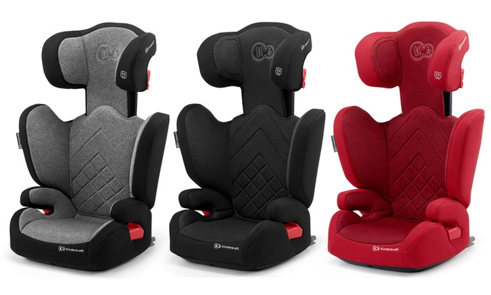 Kinderkraft Xpand Car Seat ISOFIX 15-36kg With Free Delivery