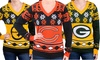 Forever Collectibles: Women's NFL Big Logo Sweater Collection