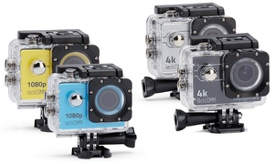 TechComm Voyager Action Camera Bundles