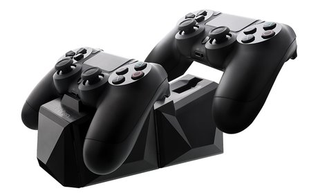 Nyko Charge Block Duo Controller Charger for Playstation 4