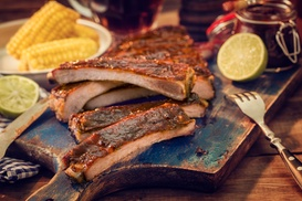 big joes bbq: $20 for $30 Worth of Barbecue — Big Joe's - Beaufort Barbecue and Seafood Restaurant