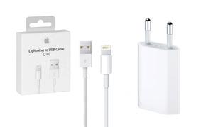 Câble et/ou adaptateur secteur Apple