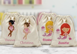 Up to 80% Off Custom Drawstring Bag for Kids