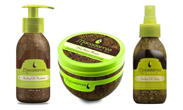 Prodotti per capelli Macadamia