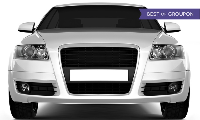 Made in the Shade - Mesa: Tinting on Two or Five Car, Truck, or SUV Windows at Made In The Shade (Up to 61% Off)