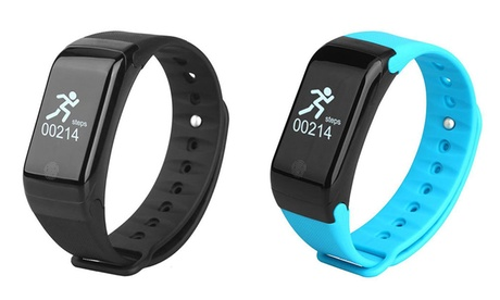 Bluetooth Wireless Activity Tracker with Heart Rate Monitor fdc6c6ba-792f-11e7-8520-00259069d7cc
