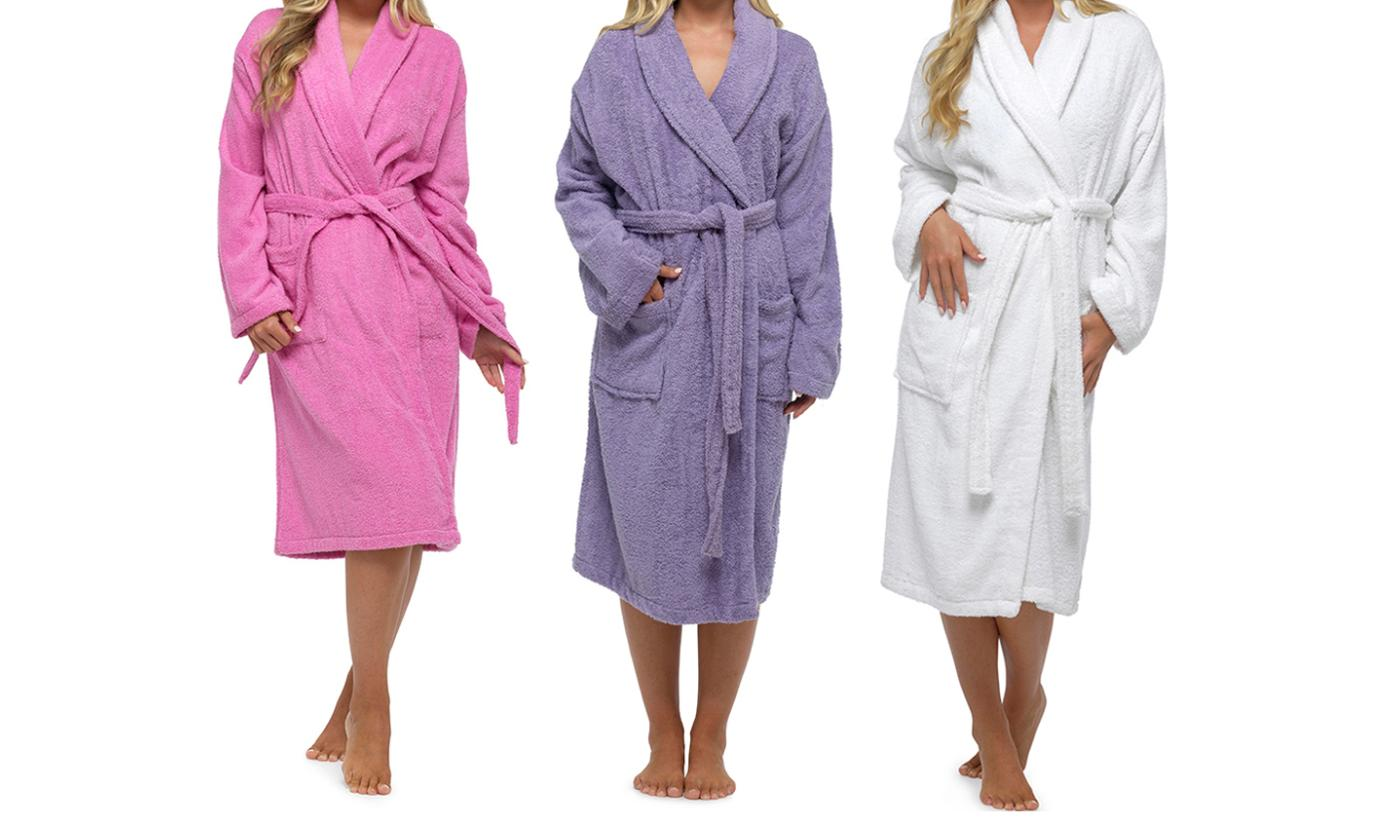 Day2Day Women's Towel Robes