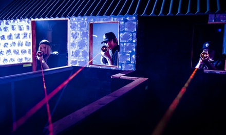 Two Laser Tag Games for Up to Ten People at Laser Quest Birmingham (Up to 53% Off)