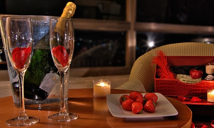 Spa privata con bottiglia di vino, frutta e massaggio al Palazzo Otello Spa (sconto fino a 53%)