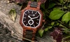 Earth Wood Acadia Collection Watches : Earth Wood Unisex Watches Acadia Collection