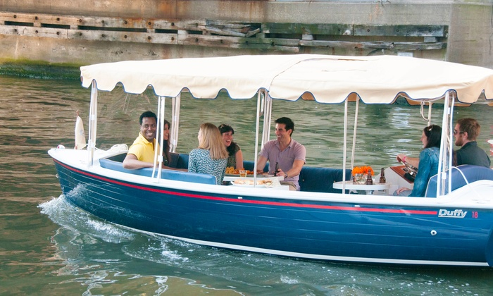 Two Hour Electric Boat Rental Chicago Electric Boat