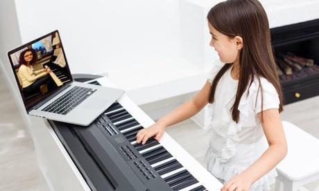 30 Min. Einzelunterricht für Musikinstrument wie Gitarre oder Saxophon
