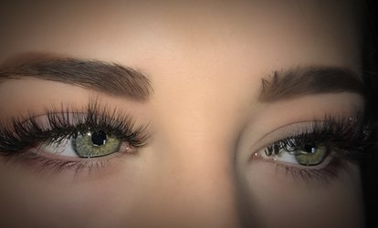 image for Full Set of Natural, Glam, Dramatic, or Luxury <strong>Eyelash Extensions</strong> at EuroLux Lashes Salon & Spa (Up to 61% Off)
