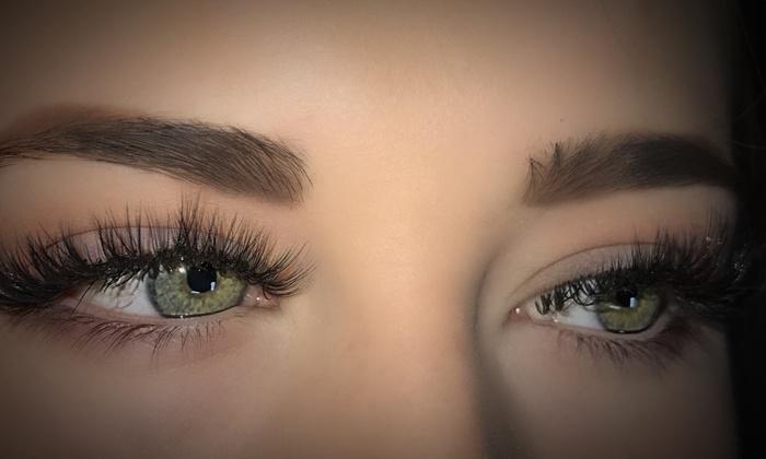 2-D to 6-D Mink Lash Extensions - European luxury lashes ...