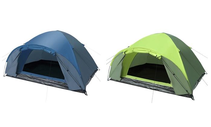 Tienda iglú compacta para 3 personas por 49,99 €
