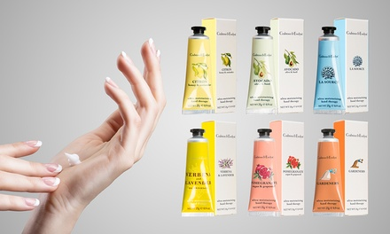 Crabtree and Evelyn Super Six Hand Cream Set for £3.98