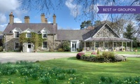 Six-Course Tasting Menu for One, Two or Four at Michelin-Starred Tyddyn Llan (Up to 54% Off)