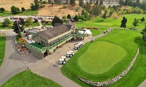 Sunset Ranch Golf and Country Club: Nine Holes of Golf with Cart Rental for Two or Four at Sunset Ranch Golf and Country Club (Up to 37% Off)