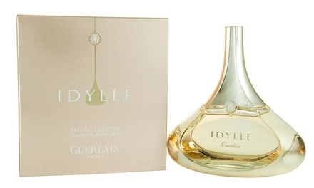 Guerlain Idylle Eau de Toilette for Women (3.4 Fl. Oz.)