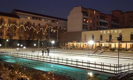 Ingresso e pattinaggio su ghiaccio per 2 o 4 persone ai Bagni Misteriosi, in Porta Romana (sconto fino a 55%)