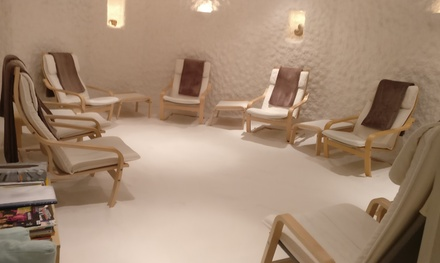 One or Two Sessions at Salt Cave, Edinburgh (66% Off)