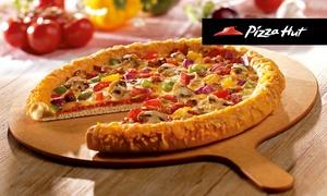 Pizza Hut: 2-für-1 Pizza-Angebot auf alle Teigsorten und Beläge bei Pizza Hut für 1 €