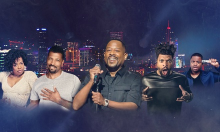 LIT AF Tour Hosted by Martin Lawrence with DeRay Davis, Deon Cole, Adele Givens, and Benji Brown on Friday, December 7
