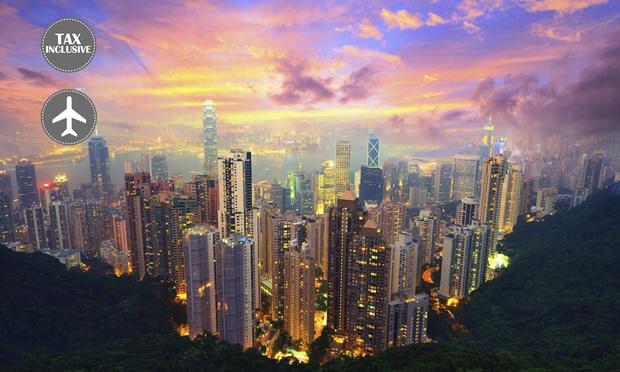 HK: Local 4-Star Stay + Flights 0