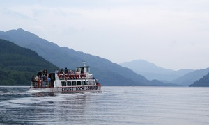 Cruise Loch Lomond: One-Hour Loch Lomond Cruise for One, Two or a Family of Four with Cruise Loch Lomond (Up to 47% Off)