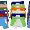 Boys' Essential Everyday Cotton Boxer Briefs (6-Pack)