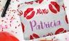 Personalised Sequin Makeup Bag