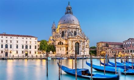 ✈ Venise : 2 ou 3 nuits en hôtel 4* avec petitdéjeuner et vols A/R depuis Paris BVA ou Lyon