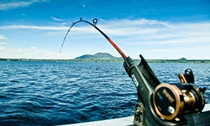 MY Cruises: Four-Hour Boat Trip with Fishing and Barbecue for Up to Eight on Weekday or Weekend from MY Cruises (Up to 66% Off)