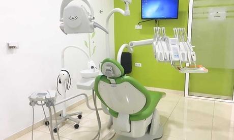 1 o 2 sesiones de blanqueamiento led y limpieza bucal desde 44,95 € en Marbella Dental Center