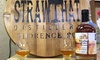 Up to 45% Off Distillery Tour at Straw Hat Distillery