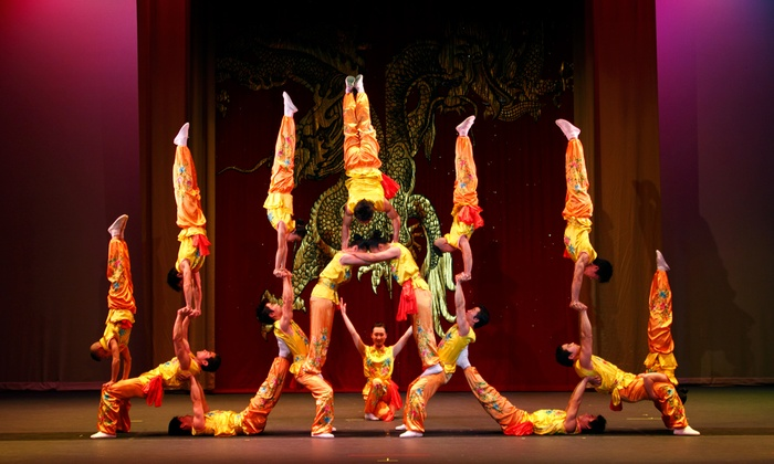 The Peking Acrobats - Florida Theatre: The Peking Acrobats on Friday, March 18, at 7 p.m.
