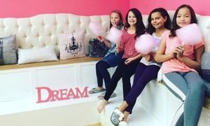 Club Enfants Fiesta: Spa Packages for 1 or 2 Kids or Mommy and Daughter at the Club Enfants Fiesta (Up to 58% Off)
