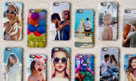 1, 2, 3 o 4 carcasas para móviles con foto personalizada desde 3,99 € con Photo Gift