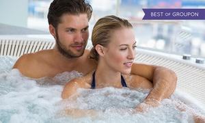Hotel Copernicus – Blue Moon Wellness & SPA: Seans w jacuzzi z koloroterapią dla 2 osób za 69,90 zł i więcej w Blue Moon Wellness & SPA w Hotelu Copernicus w Toruniu
