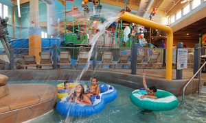 CoCo Key Water Resort: Water-Park and Pizza Package for Two or Four at CoCo Key Water Resort (Up to 50% Off)